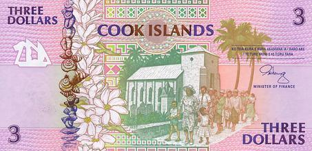 Dollar Cook Islands