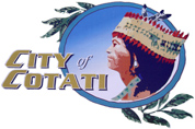 Official logo of The City of Cotati