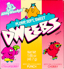 Dweebs candy