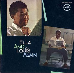<i>Ella and Louis Again</i> 1957 studio album by Ella Fitzgerald, Louis Armstrong