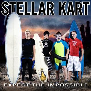<i>Expect the Impossible</i> album by Stellar Kart