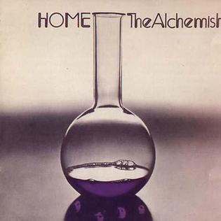 <i>The Alchemist</i> (Home album) 1973 studio album by Home