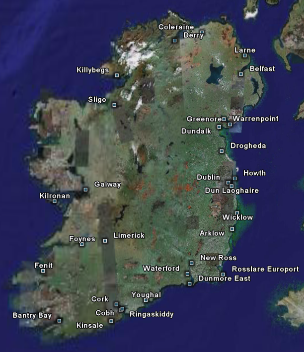 List of ports in ireland wikipedia gumiabroncs Choice Image