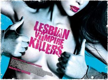 Picture of a movie: Lesbian Vampire Killers