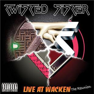 <i>Live at Wacken: The Reunion</i> live album by Twisted Sister
