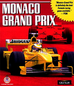 <i>Monaco Grand Prix</i> (video game) racing video game by Ubisoft