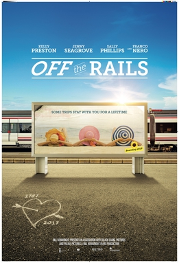 Film poster of Off The rails
