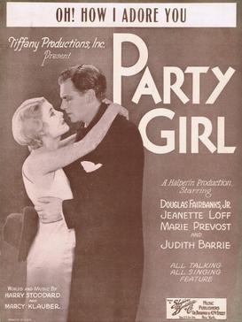 City Girl 1930