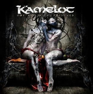 <i>Poetry for the Poisoned</i> album by Kamelot