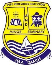 Pope John Senior High School and Minor Seminary Boys boarding/ residential school in Koforidua, Ghana, Eastern Region, Ghana