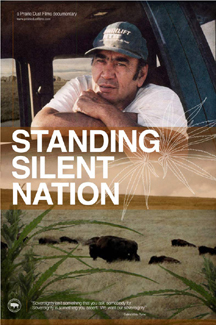Poster of the movie Standing Silent Nation.jpg