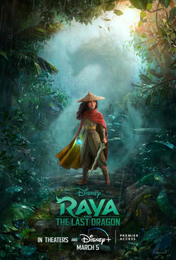 Raya and the Last Dragon 2021 WEB-DL 480p English 490 MB