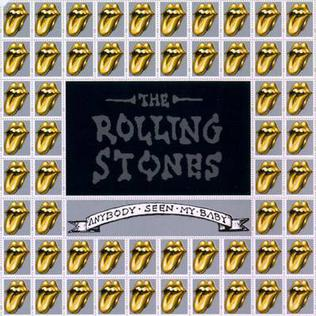 The Rolling Stones — Anybody Seen My Baby? (studio acapella)