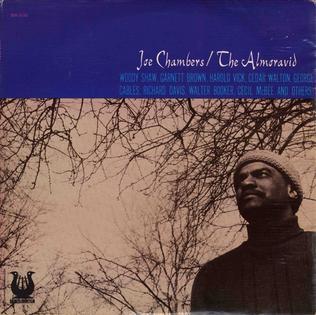<i>The Almoravid</i> 1974 studio album by Joe Chambers