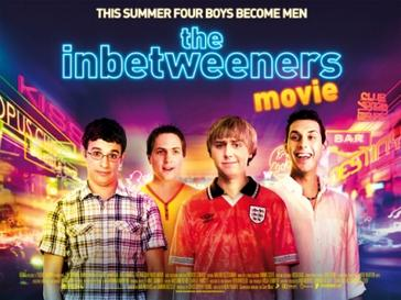 Picture of a movie: The Inbetweeners