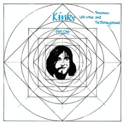 <i>Lola Versus Powerman and the Moneygoround, Part One</i> 1970 studio album by The Kinks