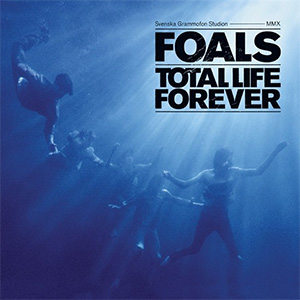 <i>Total Life Forever</i> 2010 studio album by Foals