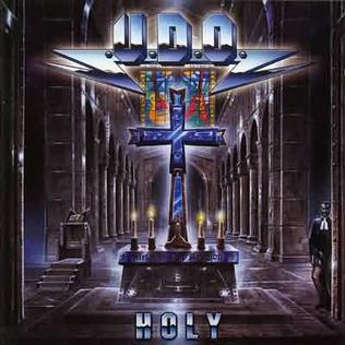 <i>Holy</i> (U.D.O. album) 1999 studio album by U.D.O.