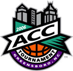 2006 ACC Tournament logo