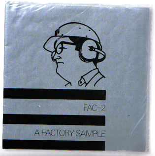 <i>A Factory Sample</i> 1978 EP by Various artists