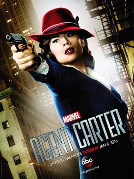Agent Carter (season 1) - poster