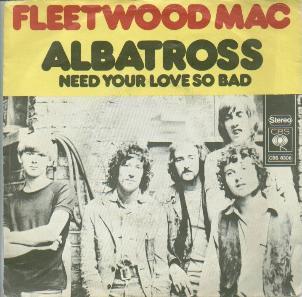 Albatross (instrumental) 1968 single by Fleetwood Mac