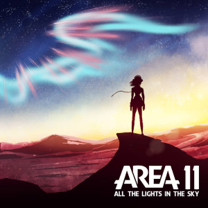 <i>All the Lights in the Sky</i> 2013 studio album by Area 11
