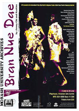 an essay on bran nue dae and jimmy chi Jimmy chi & kuckles (musical group) bran nue dae: a  bran nue dae, written  by jimmy chi, directed by  which, as the essay question suggests, presents a.