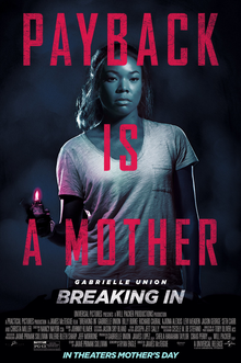 Breaking In 2018 Film Wikipedia