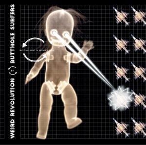 <i>Weird Revolution</i> 2001 studio album by Butthole Surfers