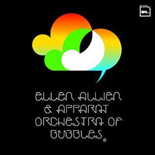 Cover Ellen Allien & Apparat - Metric