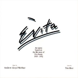 <i>Evita</i> (album) 1976 cast recording by Various artists