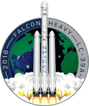 Falcon Heavy test flight - Wikipedia