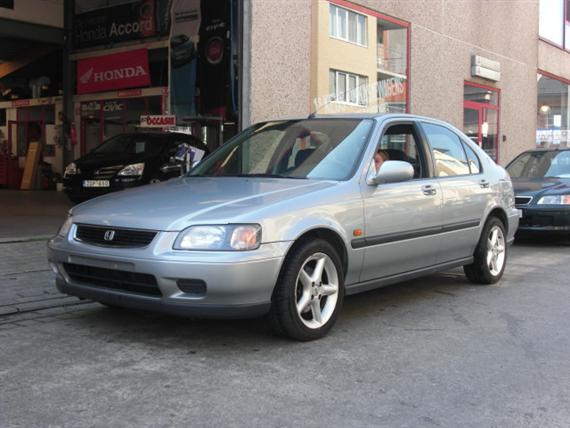 The European Honda Civic 5 Door Liftback (rebadged Domani).