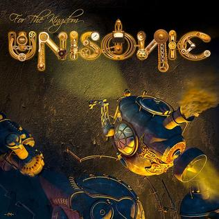 <i>For the Kingdom</i> extended play by Unisonic