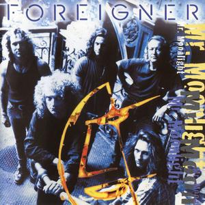 <i>Mr. Moonlight</i> (album) 1994 studio album by Foreigner