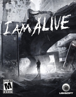 Am alive cover art