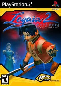 Legaia 2: Duel Saga ISO