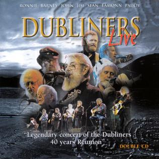 <i>Live from the Gaiety</i> 2003 live album by The Dubliners
