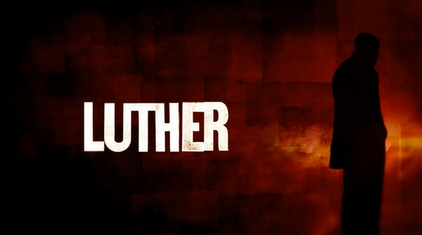 Title screen for Luther