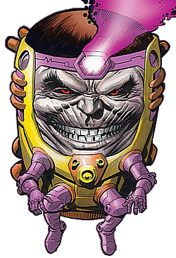 MODOK, as drawn by Eric Powell