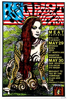 sugar sex poster Blood magik tour