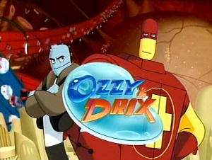 <i>Ozzy & Drix</i> American animated television series