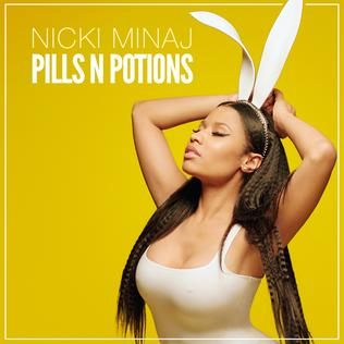 Nicki Minaj — Pills n Potions (studio acapella)