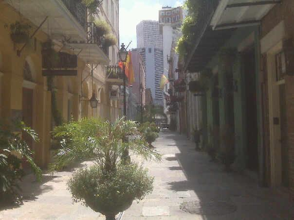 A new orleans primer where to stay eat drink if youre visiting pirates alley malvernweather Choice Image