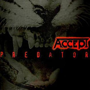 <i>Predator</i> (album) 1996 studio album by Accept