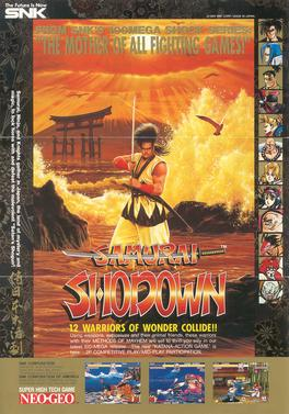 Best Neo Geo Games - Samurai Shodown