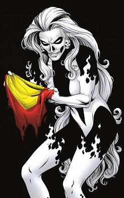 Silver Banshee (Siobhan McDougal)