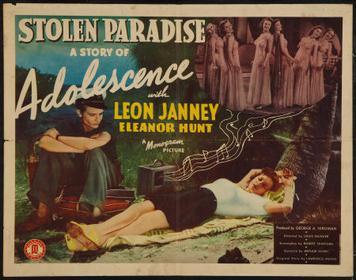 Stolen Paradise movie poster