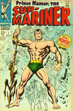 Image result for namor the submariner